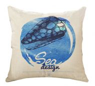 Colorful Decorative Pillow Covers 45*45CM