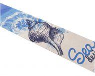 Sea Theme Linen Creative Table Runner Tablecloths(30*160CM)
