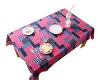 Home Decoration Cotton Table Cover Tablecloth Table Mat 35.43
