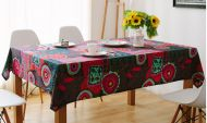 Home Decoration Cotton Table Cover Tablecloth Table Mat 51.18