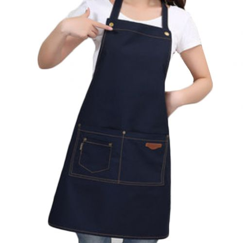 Adults Cooking Aprons Adjustable Baking Aprons Crafts Aprons (A9)