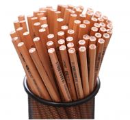Non-toxic Six Bar Pencils Writing Pencils Wood-Cased HB 72 Pieces