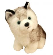 [Husky]Children Birthday Gift Plush Toys Cute Doll Plush Puppets 30CM
