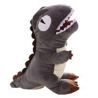 [Grey Dinosaur]Birthday Gift Plush Toys Cute Doll Plush Puppets 50CM