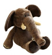 [Elephant]Birthday Gift Plush Toys Cute Doll Plush Puppets 50CM