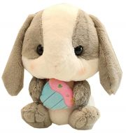 [Rabbit]Birthday Gift Plush Toys Cute Doll Plush Puppets 45cm*23CM
