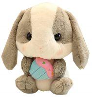[Rabbit]Birthday Gift Plush Toys Cute Doll Plush Puppets 45cm*23CM