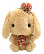 [Khaki]Birthday Gift Plush Toys Cute Doll Plush Puppets 45cm*23CM