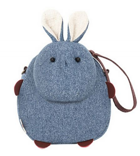 [Blue Rabbit]Cross Body Shoulder Bags Wallet Bag Handbag Purse 6.88
