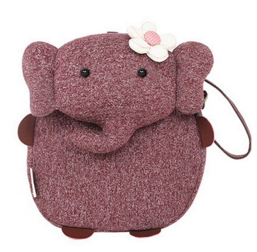 [Elephant]Lovely Cross Body Shoulder Bags Wallet Bag Handbag Purse 6.88